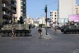 لا إصابات بين الأردنيين في لبنان
