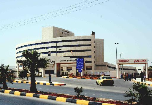 الكهرباء تهدد مستشفى الأمير حمزة بقطع التيار بسبب تراكم الفواتير