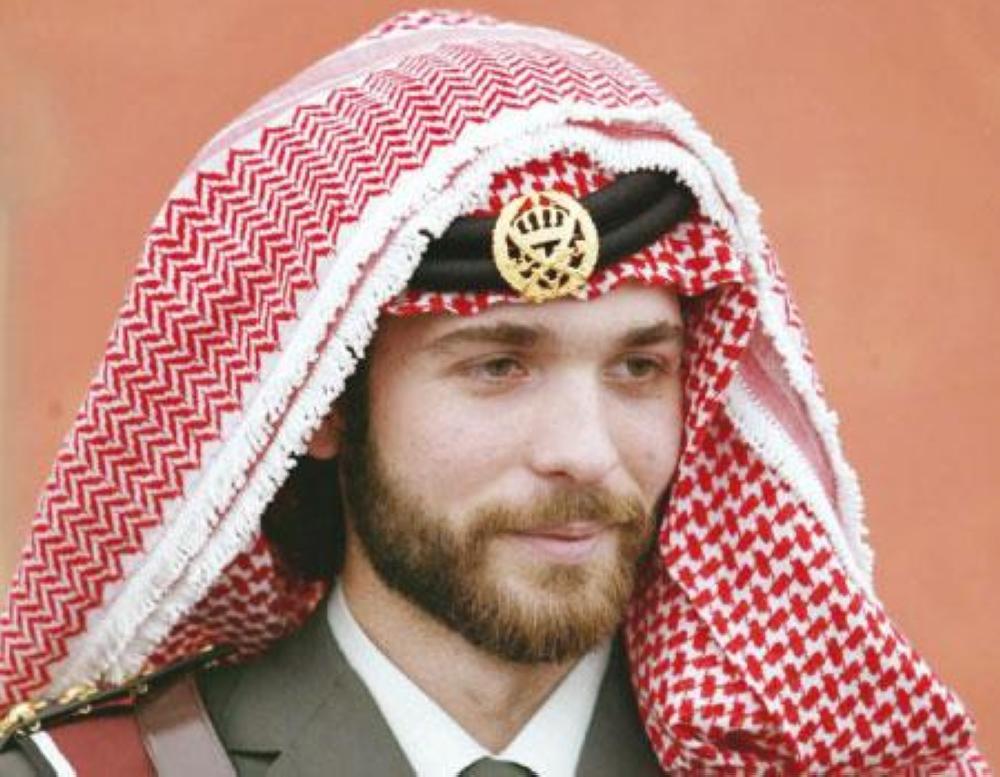 الأمير هاشم يرزق بمحمد الحسن