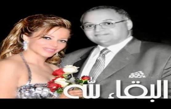 وفاة زوج سوزان نجم الدين