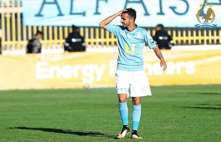 الفيصلي يوافق على شروط انتقال اللاعب احمد العرسان