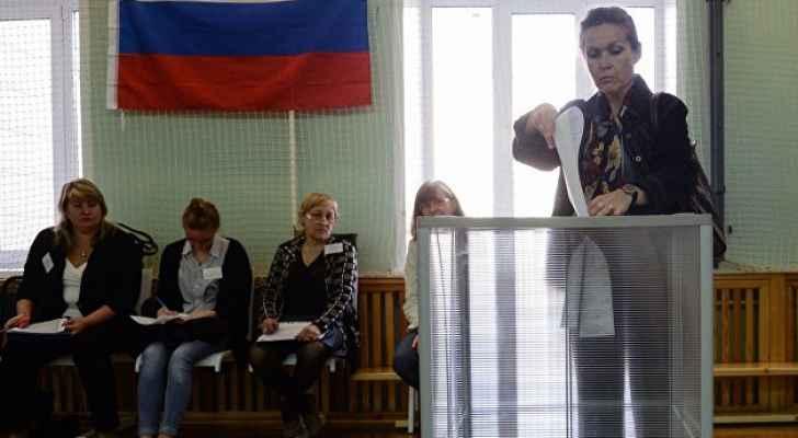 بوتين يتجه الى الفوز بالانتخابات الرئاسية وسط حملة انتقادات غربية