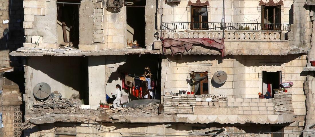 الأسد: سوريا ستحتاج 400 مليار دولار و10-15 عاماً لاستعادة البنية التحتية