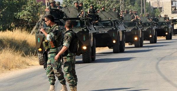 """لبنان: الجيش تسلم شحنة مدافع ودبابات من الاردن """"غير صالحة"""""""