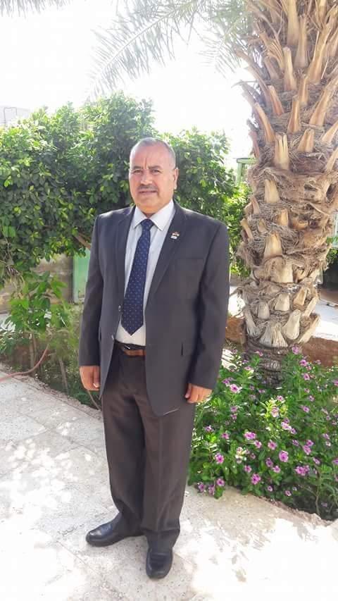 الدكتور خلف نزال العشوش مبارك التعيين