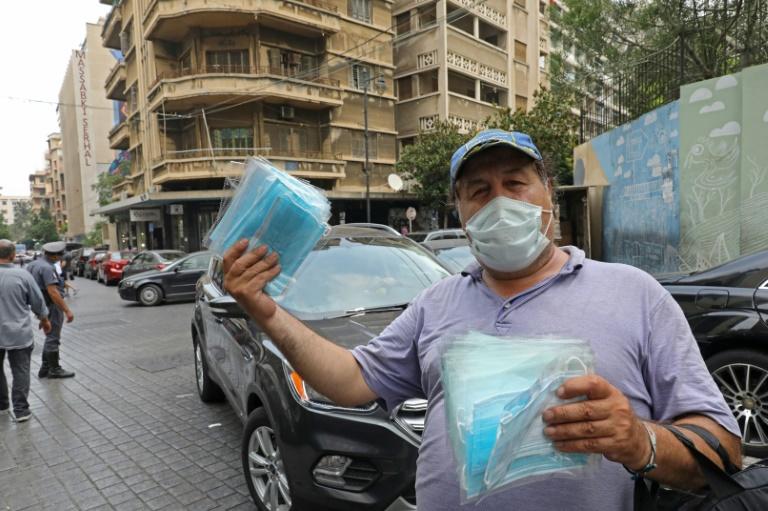 لبنان تسجل 6 وفيات و1257 إصابة جديدة بكورونا
