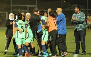 """تأديبية اتحاد كرة القدم تردع شغب  الدوري النسوي بعقوبات صارمة  ..  """"تفاصيل"""""""