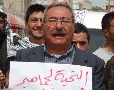 رباح: أبناء شعبنا تصدوا بصدورهم لجرافات الاحتلال في الخان الأحمر