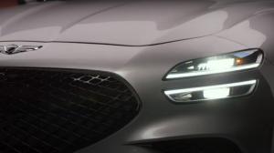 بالفيديو  .. Genesis تضيف تحفة جديدة لعالم السيارات الفاخرة