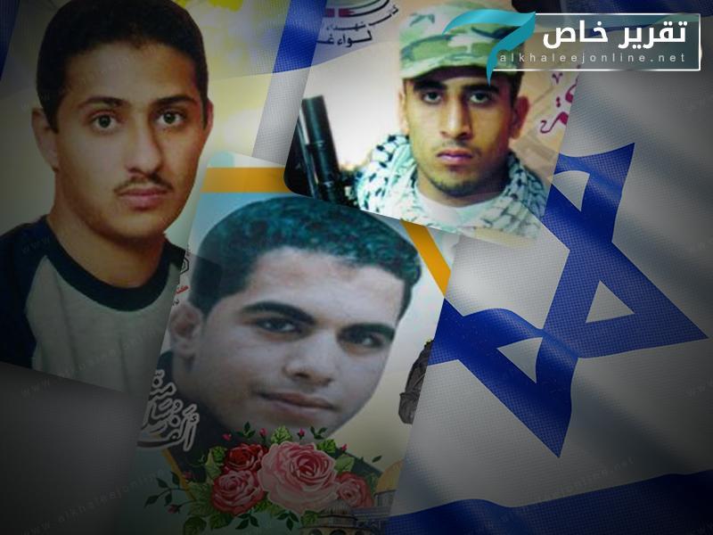 """دفنتهم أحياء ..  3 شهداء تُخفي """"إسرائيل"""" قصتهم منذ 14 عاماً"""