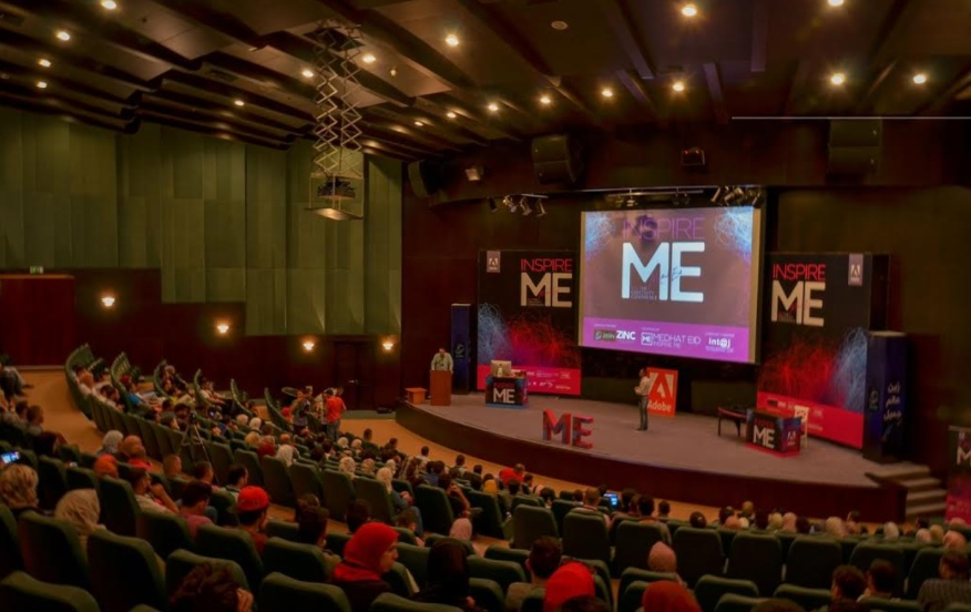 للسنة الثانية على التوالي زين شريكاً استراتيجياً لمؤتمر Adobe Inspire ME 2017