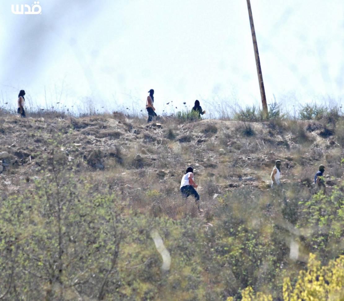 بالفيديو  ..  عشرات الإصابات بقمع الاحتلال لفعاليات شعبية بالضفة
