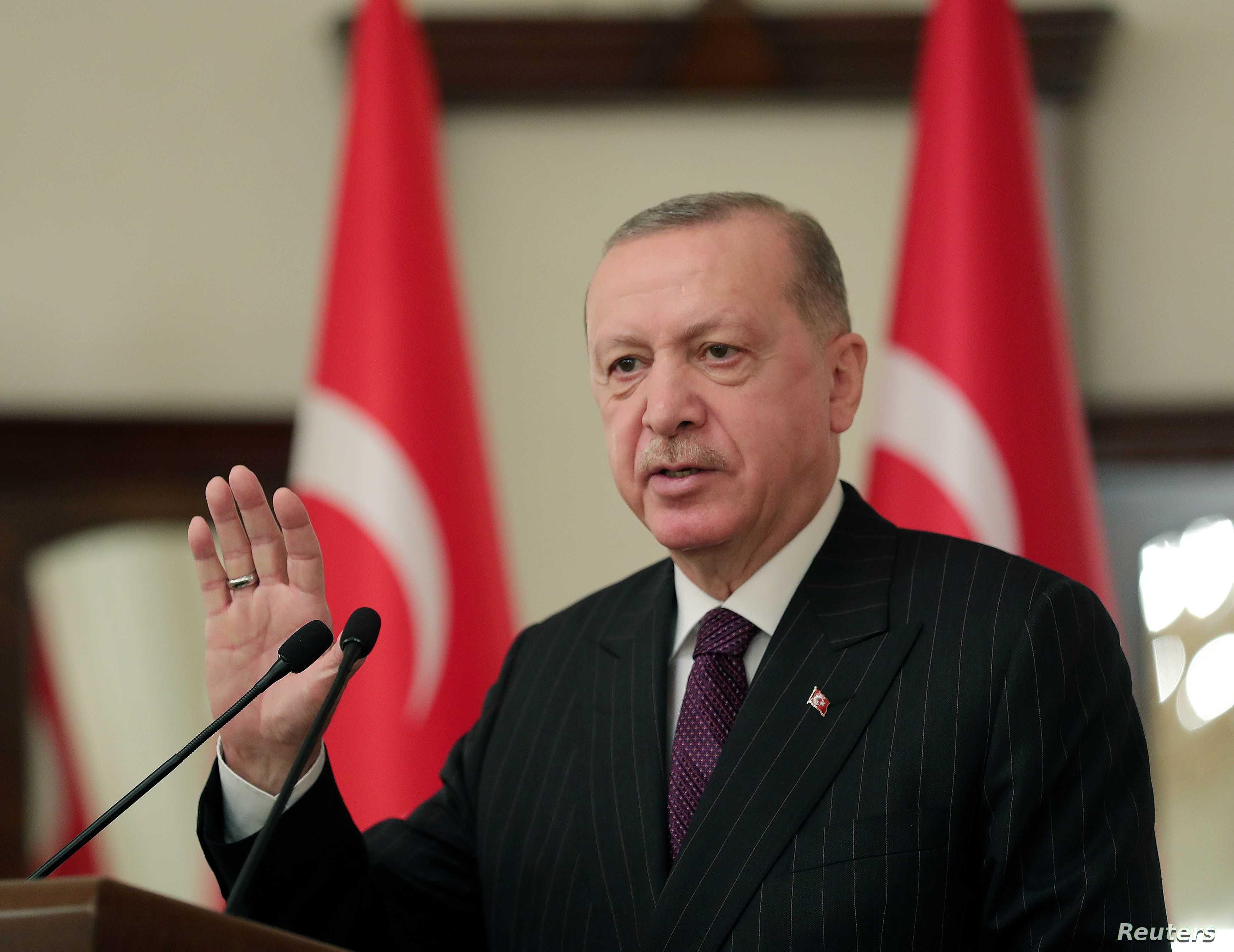 شاهد كيف شكر اردوغان الاردن بعد مساعدته في اخماد الحرائق؟