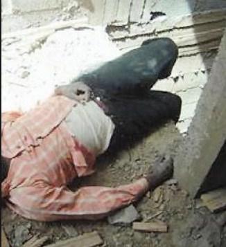 إصابة وافدين اثر سقوطهما عن سقالة في عجلون
