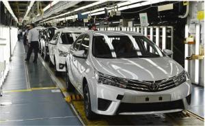 تويوتا توقف إنتاج سياراتها في اليابان
