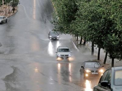 تفاصيل و موعد المنخفض الجوي القادم للمملكة  ..  و الأرصاد تنشر حالة الطقس لثلاثة أيام قادمة