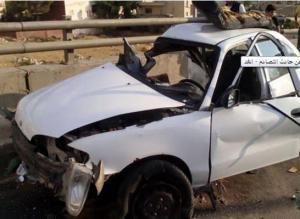 وفاة شخصين وإصابة 4 آخرين بحادث تصادم على طريق عمان السلط