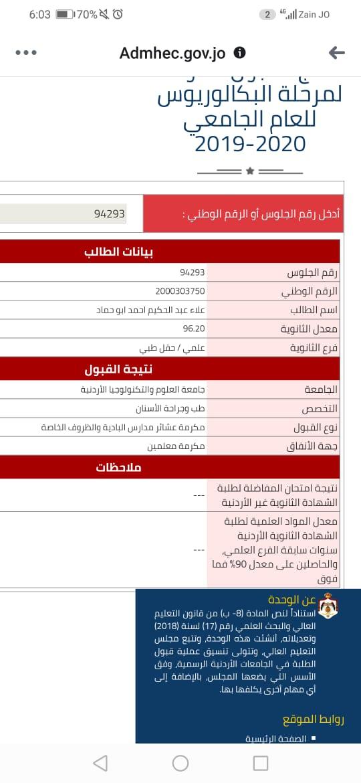 علاء ابو حماد   مبارك