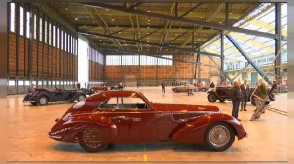 """بنحو 17 مليون يورو ..  بيع سيارة """"ألفا روميو"""" نادرة"""