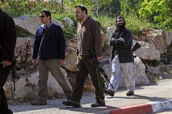 تعديلات على قانون حيازة السلاح للإسرائيليين