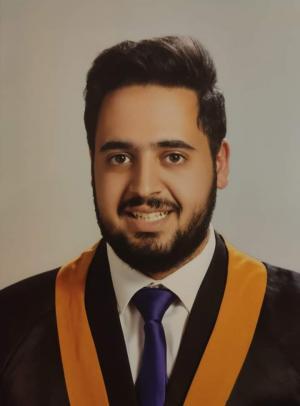 ليث زهير العيسوي .. مبارك التخرج