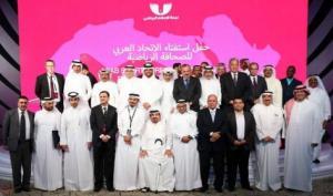 انجاز الترتيبات لحفل استفتاء نجوم الرياضة العربية في المغرب