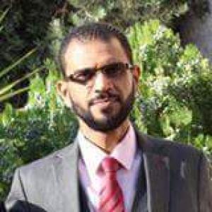 """مبارك التعين المحامي """"محمد مصطفى عويد النعيمي"""""""