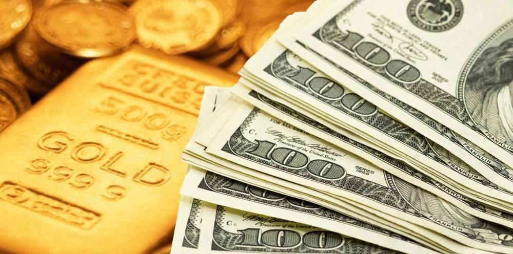اسعار الذهب تتراجع مع صعود الدولار