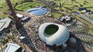 قطر.. وفاة بريطاني أثناء العمل بملعب قيد الإنشاء