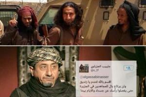 شاهد.. إعلامي كويتي يكشف شخصية الداعشي الذي هدد القصبي بالقتل