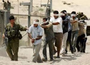 الجيش الاسرائيلي يعتقل 4 فلسطينيين