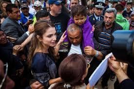 الملكة رانيا تنوي زيارة مخيمات الروهينجا في بنجلاديش
