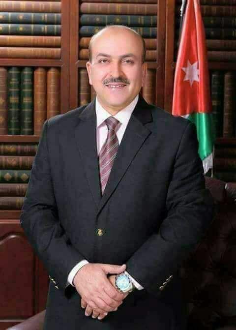 صايل المجالي مبارك فوزك كرئيس للامركزية