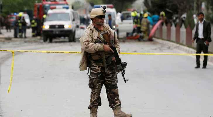 عشرات القتلى والجرحى بهجوم استهدف الانتخابات بأفغانستان