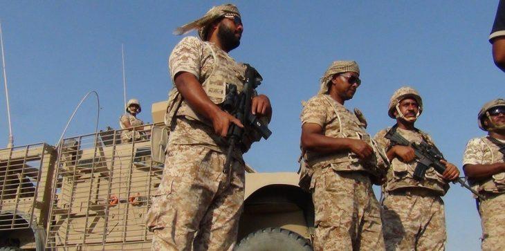 الامارات تعلن استشهاد 4 من جنودها في اليمن
