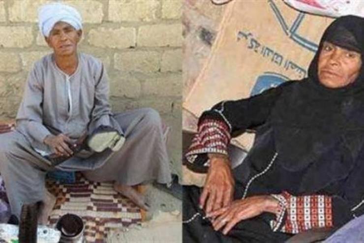 مصر ..  امرأة تنكرت بملابس الرجال لمدة 50 سنة لإعالة ابنتها