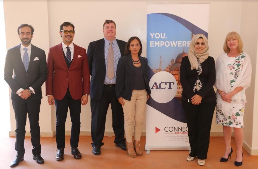 اعتماد وزارة التربية والتعليم لإختبار ACT الدولي في المملكة الأردنية الهاشمية