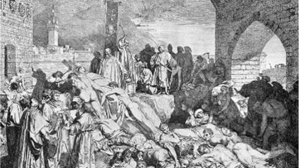 600 وفاة باليوم ..  وباء ضرب مصر خلال عيد الفطر منذ 130 سنة