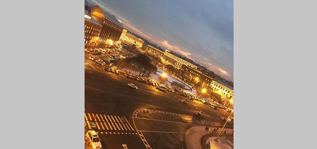 بالصور  ..  سانت بطرسبوغ  ..  مدينة القصور والجمال