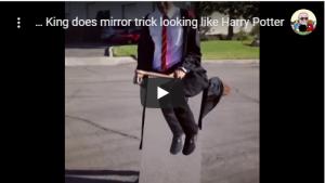 بالفيديو : بسبب خدعة ..  أميركي يحصد مليارات المشاهدات