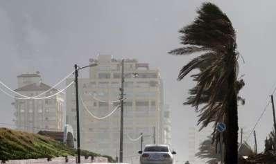 حالة الطقس الاسبوعية في فلسطين