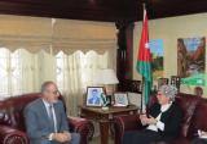 رئيس ديوان المحاسبة و سفيرة هولندا يبحثان تعزيز التعاون في المجالات الرقابية