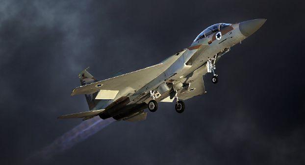 قوات النظام السوري تتصدى لقصف إسرائيلي جديد على ريف دمشق.