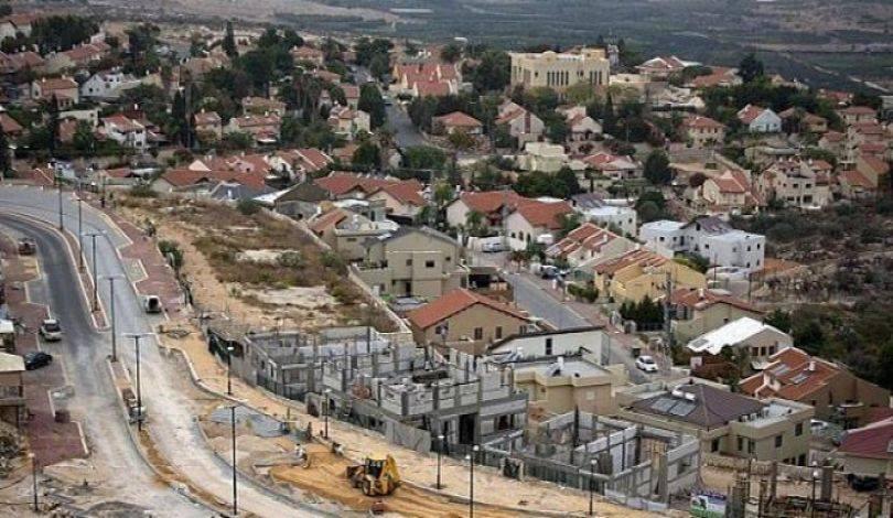 سلطات الاحتلال توافق على بناء مئات الوحدات الاستيطانية في بيت لحم