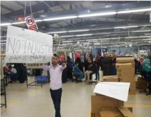 العمل النيابية تعلن انتهاء اضراب عمال مصنع الصافي