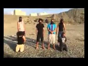 """بالفيديو.. شباب مصريون يسخرون من قتل """"داعش"""" للأبرياء بالرقص"""