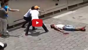 فيديو: ثور هائج يقتل شاباً في المكسيك بطريقة وحشية!