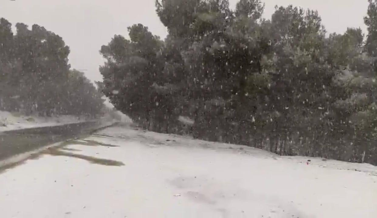 """""""المربعانية"""" تودع الأردن بمنخفض قطبي وأمطار وثلوج  ..  تفاصيل"""