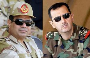 ماذا يفعل ابن عم بشار الأسد في القاهرة؟