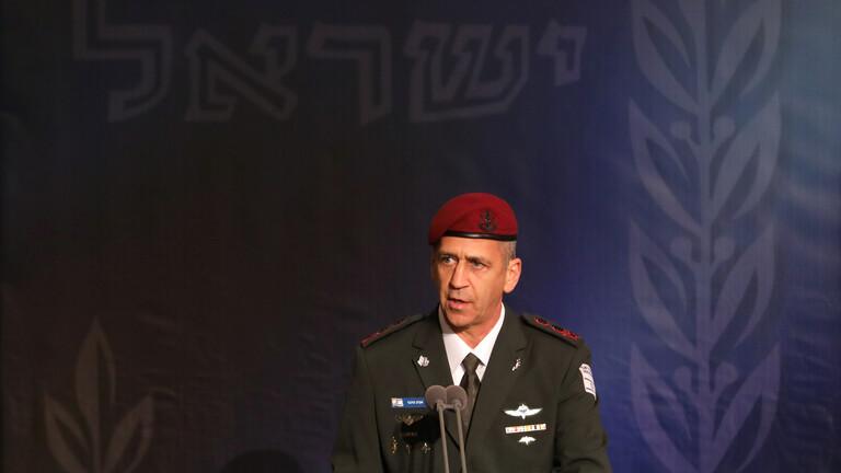 جيش الاحتلال الصهيوني: عملياتنا في الشرق الأوسط بعيدة عن أعين العدو